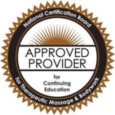 Thai Massage approved provider