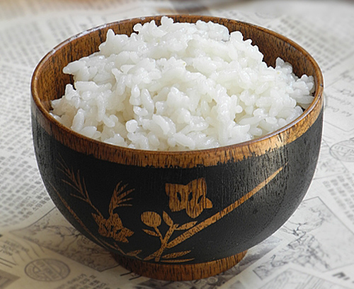 Should cook rice with 3 simple steps